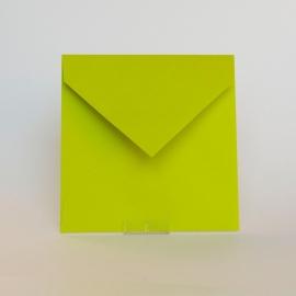 Envelop maat 14 x 14 cm