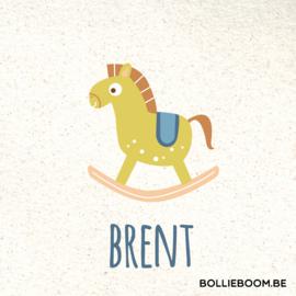 Schommelpaard | Brent | 25 oktober 2020