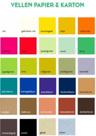 Gekleurd papier & karton