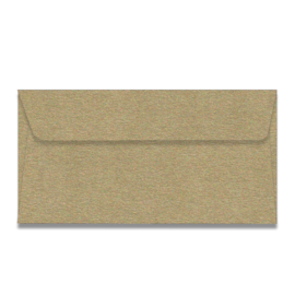 Goud (metallic)  US envelop