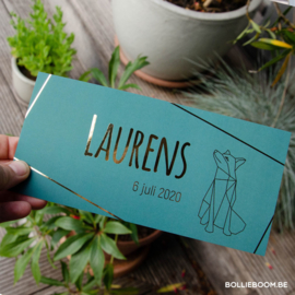 Goudfolie vos | Laurens | 6 juli 2020