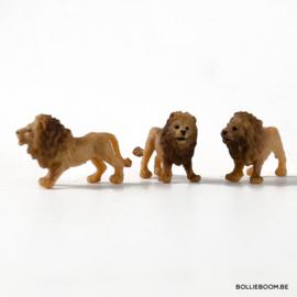 Miniatuur leeuw