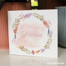 Droogbloemen | Leonie | 7 juni 2021
