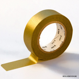 Gouden masking tape