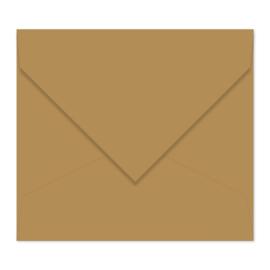 Kartonbruine envelop