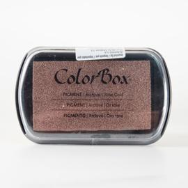 Colorbox: goud rosé