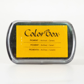 Colorbox: kanariegeel