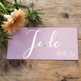 Jade | 17 oktober 2019