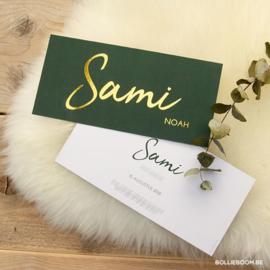 Sami | 10 augustus 2018