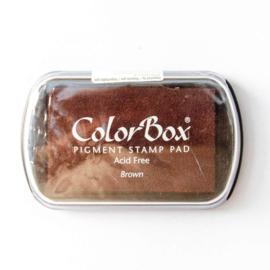 Colorbox: bruin