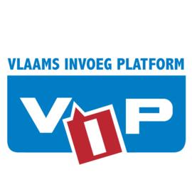 Logo Vlaams invoeg platvorm