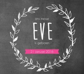 Eve / 21 januari 2016
