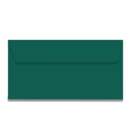 Donkergroene US envelop