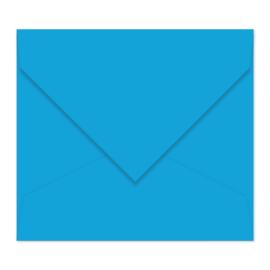 Turquoise envelop