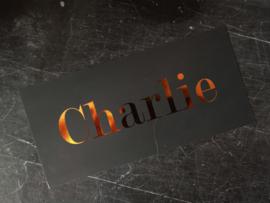Charlie | 7 juli 2018