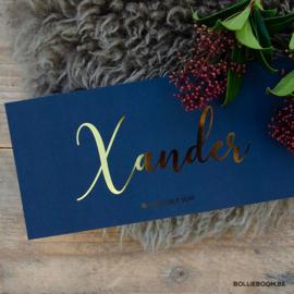 Xander | 18 oktober 2019