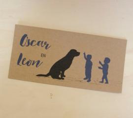 Oscar en Leon / 15 april 2017