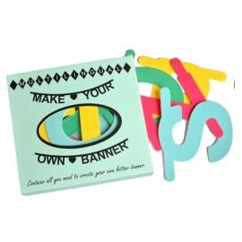 Letterslinger multicolor