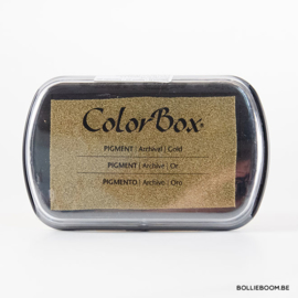 Colorbox: goud