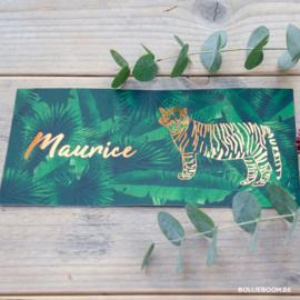 Jungle met tijger | Maurice | 13 december 2019