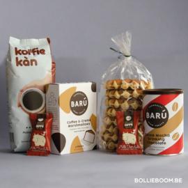 Coffee & cream cadeaubox