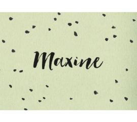 Maxine / 21 februari 2018