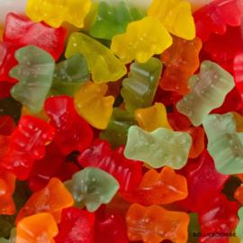 Suikervrije gekleurde beertjes (1 kg)