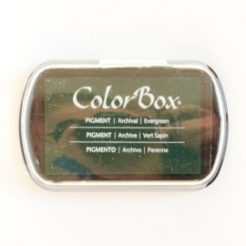 Colorbox: evergreen