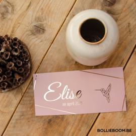 Goudfolie | Elise | 24 maart 2021