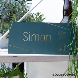 Goudfolie | Simon | 7 augustus 2020