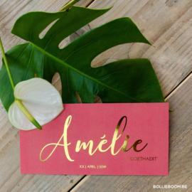 Amélie | 30 maart 2019