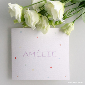 Amélie | 27 mei 2019