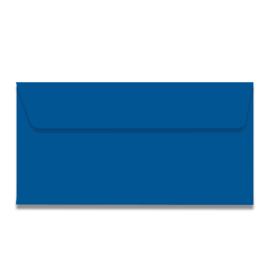 Koningsblauwe US envelop