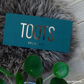 Toots | 6 februari 2019