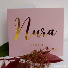 Nura | 7 april 2019