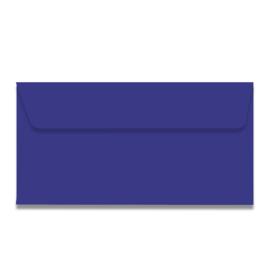 Paarsblauwe US envelop