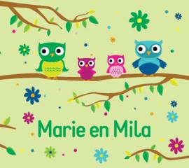 Marie & Mila / 5 december 2016