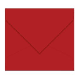 Kersrode envelop