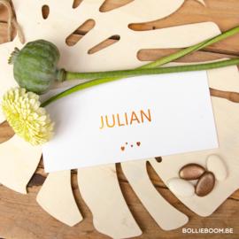 Kleur op snee | Julian | 19 juni 2020