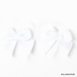 Wit strikje