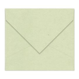 Kiwi (met spikkels) envelop