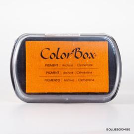 Colorbox: oranje