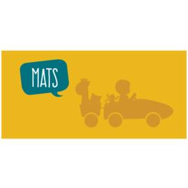 Mats / 30 maart 2017