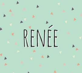 Renée / 14 oktober 2015