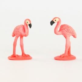 Miniatuur flamingo