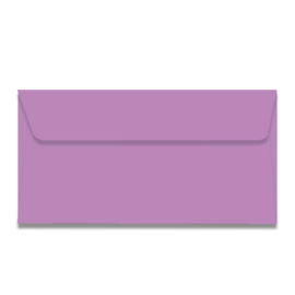 Paarse US envelop