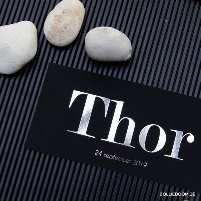 Thor   24 september 2019