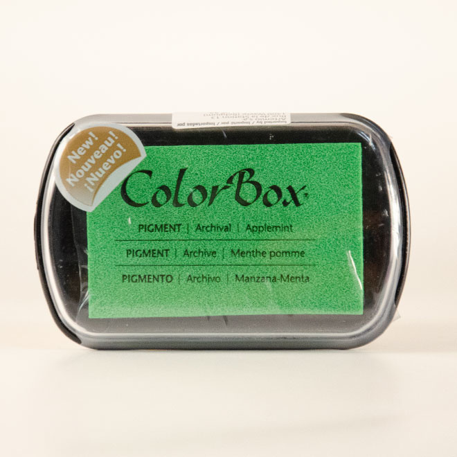 Colorbox: appelgroen