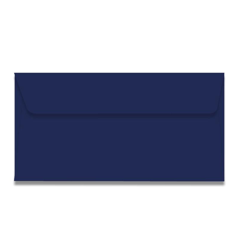 Nachtblauwe US envelop