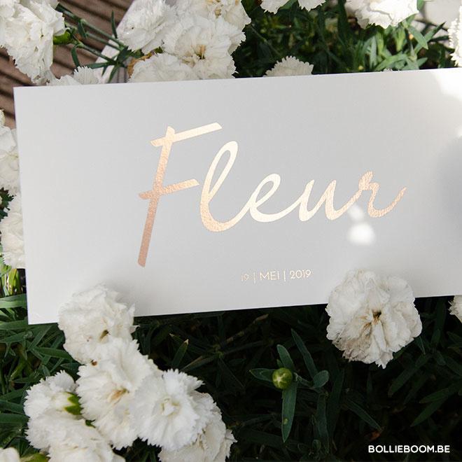Fleur | 19 mei 2019